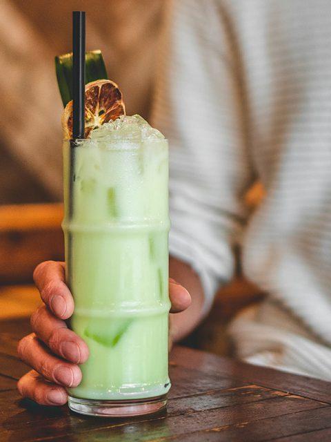 The Dutch Colada by bartender Daryl Lieuw-On